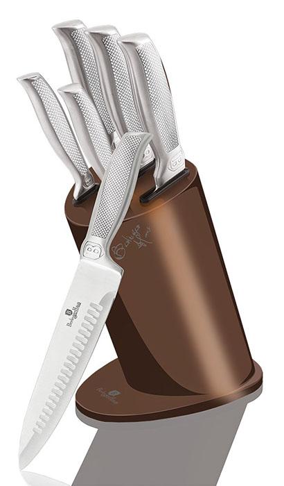 Купить Набор ножей Berlinger Haus 'Kikoza Collection' 6 предметов (BH-2272)