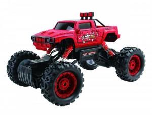 Джип Rock Crawler на радиоуправлении красный (HB-PY1404)