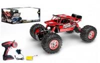 Джип Rock Crawler на радиоуправлении красный (ZG-C1201)