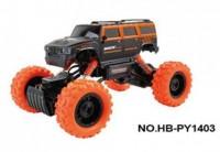 Джип Rock Crawler на радиоуправлении оранжевый (HB-PY1403)