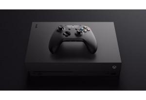 фото Microsoft Xbox One X 1TB + Дополнительный джойстик #9