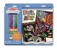 Набор для творчества Melissa & Doug 'Разноцветная гравюра' (MD5061)