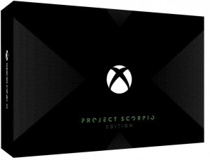 фото Microsoft Xbox One X (Project Scorpio) #2