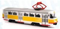 Игрушечный трамвай Tatra T3SU (9708-B)