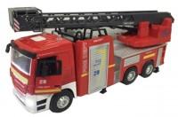 Металлическая пожарная машина 'Автопром' (7770)
