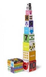 Набор блоков Melissa & Doug 'Числа, формы и цвета' (MD9042)