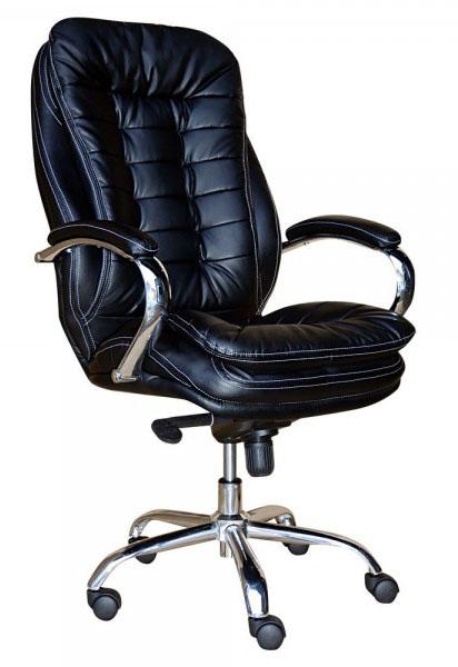 Купить Кресло Примтекс плюс 'Barselona' Chrome D-5