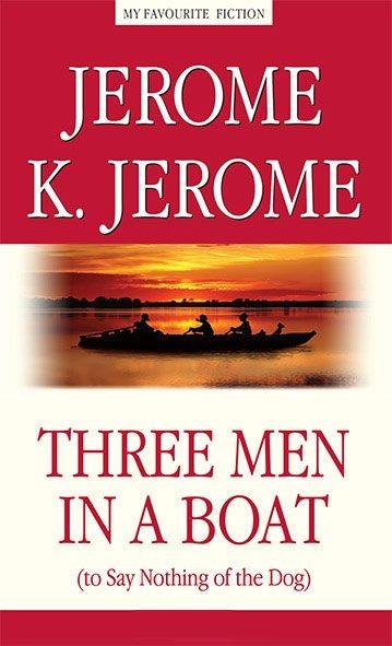 Купить Трое в лодке, не считая собаки = Three Men in a Boat, Jerome Jerome, 978-5-9908665-6-0