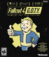 Игра Ключ для Fallout 4. Game of the Year Edition