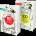 Книга 100 експрес-уроків української (суперкомплект з 2 книг)