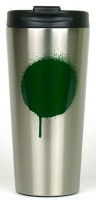 Термочашка Starbucks 'Tumbler - Graffiti Green Dot', 473 ml (011041162)