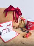 Подарок Подарочный набор 'I love you'