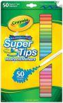 Набор Crayola '50 тонких смываемых фломастеров' (58-5050)