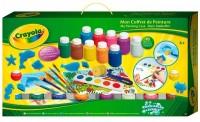 Набор для творчества Crayola с фломастерами и штампами (54-9039)