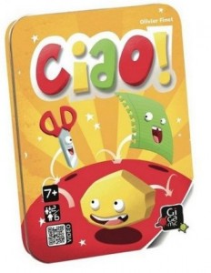 Настольная игра Gigamic Ciao (40191)
