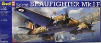 Сборная модель Revell 'Истребитель Bristol Beaufighter Mk. I F' 1:32 (04889)