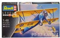 Сборная модель Revell 'Учебно-тренировочный самолет Stearman P-17 Kaydet' 1:48 (03957)