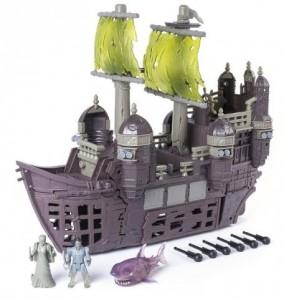Игровой набор де-люкс Spin Master The Pirates of the Caribbean Корабль-Призрак 50 см (SM73103)