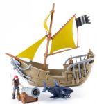Игровой набор Spin Master The Pirates of the Caribbean Корабль Джека Воробья 30 см (SM73112)