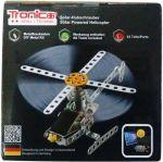 Конструктор металлический Tronico 'Вертолет на солнечной батарее' 93 детали (9735-3)
