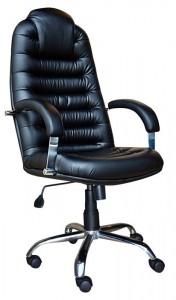 Кресло Примтекс плюс 'Tunis P Steel' Chrome D-5