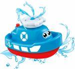 Игрушка для купания BeBeLino 'Кораблик-фонтан, синий' (58049-2)