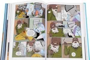 фото страниц Сага. Книга первая #4