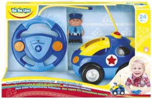 Игрушка на р/у BeBeLino 'Моя первая полицейская машина' (58039)