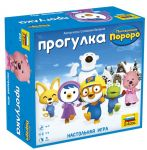 Настольная  игра Звезда 'Пингвинёнок Пороро. Прогулка' (8951)