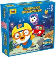 Настольная  игра Звезда 'Подводное приключение. Пингвинёнок Пороро' (8954)