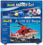 Сборная модель Revell Вертолет 'A-109 K2 Rega' 1:72 (64941)