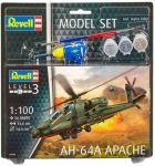 Сборная модель Revell Вертолет 'AH-64A Apache' 1:100 (64985)