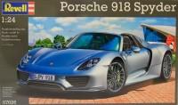 Сборная модель Revell 'Автомобиль Porsche 918 Spyder' 1:24 (07026)