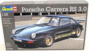 Сборная модель Revell 'Автомобиль Porsche Carrera RS 3.0' 1:25 (07058)