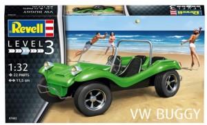 Сборная модель Revell 'Автомобиль VW Buggy' 1:32 (07682)