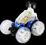 Машинка на р/у Invincible Tornado LX-9029 Перевёртыш (синяя)