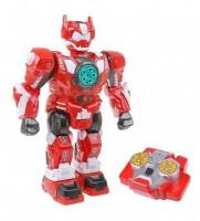 Робот Play Smart 'Линк' на радиоуправлении красный (9550)