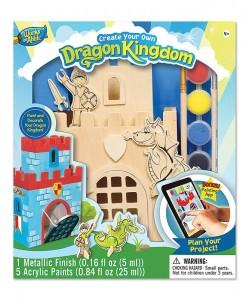Набор для творчества Masterpieces 'Королевство дракона' (21504)