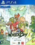 игра Wonder Boy. The Dragons Trap (PS4)