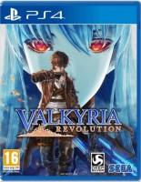 игра Valkyria Revolution (PS4)