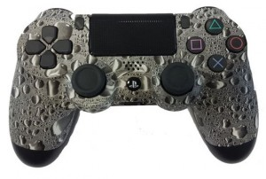 Игровой контролер Sony Dualshock 4 version 2 Grey Custom #11