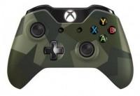 Игровой контролер Microsoft Xbox One S Wireless Controller Army (Лимитированное издание)