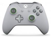 Игровой контролер Microsoft Xbox One S Wireless Controller Grey-Green (Лимитированное издание)