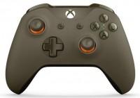 Игровой контролер Microsoft Xbox ONE S Controller Military Green