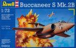 Модель для сборки Revell 'Палубный штурмовик Buccaneer S Mk 2B; 1:72' (04902)