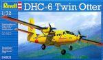 Модель для сборки Revell 'Пассажирский самолет DHC-6 Twin Otter, 1:72' (04901)
