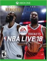 игра NBA Live 18 Xbox One