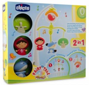Игрушка на кроватку Chicco 'Красная шапочка' (60132.00)