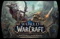 Игра Электронный ключ для World of Warcraft: Battle for Azeroth (PC)