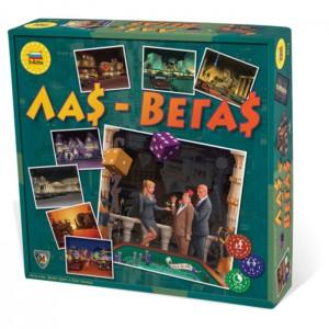 Настольная игра Звезда 'Лас-Вегас' (8614)